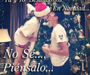 Imagenes Tu y Yo en Navidad Juntos No Se Piénsalo