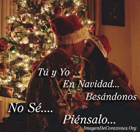 Tu y Yo juntos en navidad