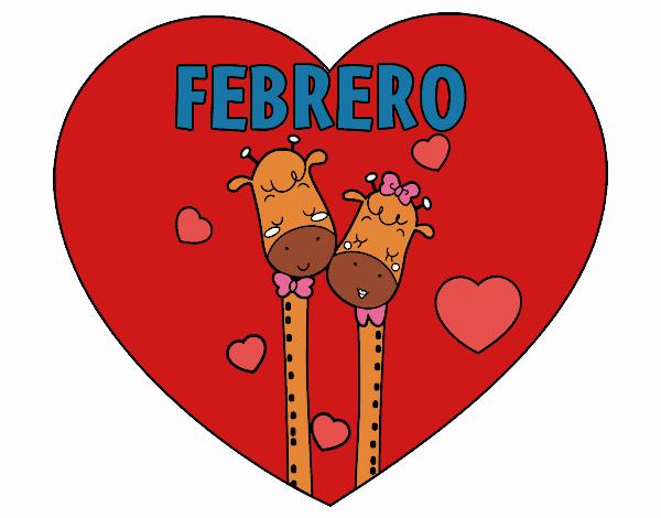 Imagen De Amor COn Corazon Febrero