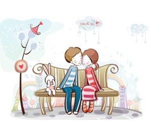 Imagenes De Amor Bonitas Y Románticas De Parejas Para Dedicar