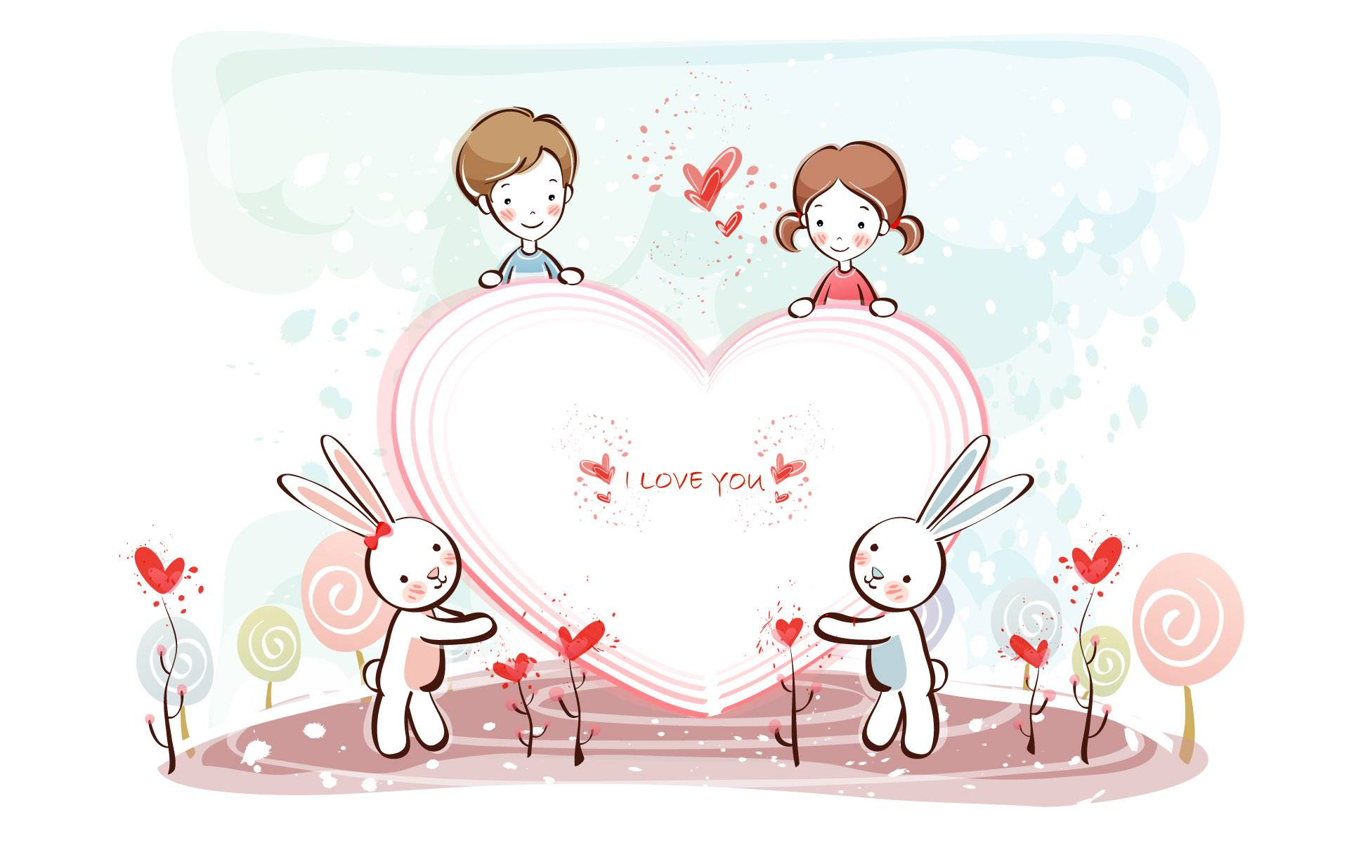 Imagenes romanticas de amor con un corazon para mi novia