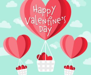 Imagenes DeCorazonesCon La Frase Feliz Día San Valentín