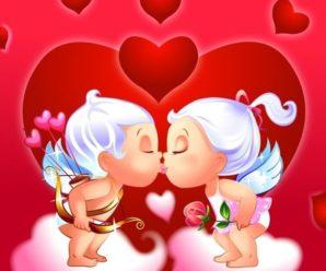 Imagenes Con Corazones Para Desear Feliz dia del Amor y la Amistad San Valentin