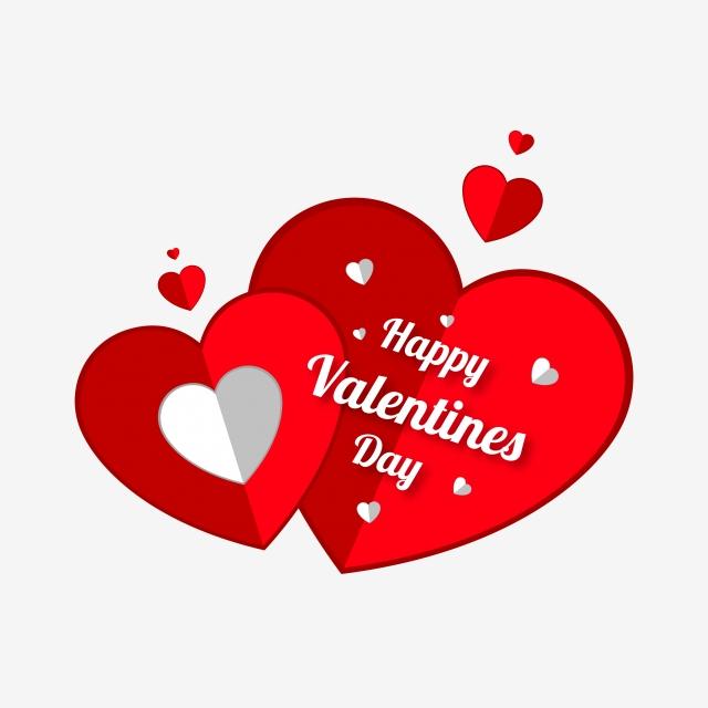 Imagen de corazón feliz san valentin
