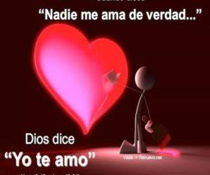 Imagenes De Corazon Con Mensajes De Dios