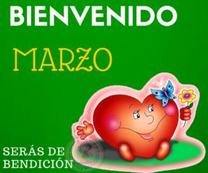 ImagenDeCorazonesBienvenido Marzo