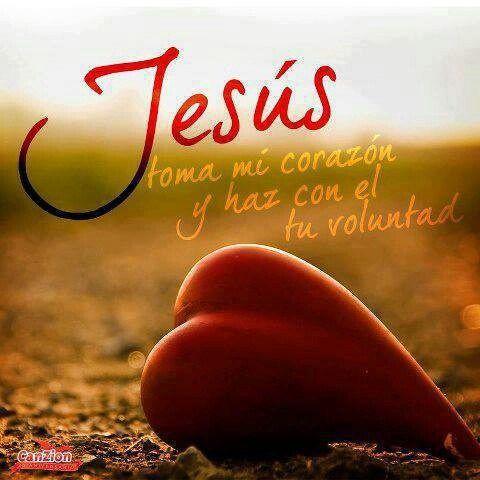 Imagenes De Corazones Con Oraciones A Dios