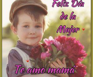 Imagen Para Desear Feliz Dia De La Mujer A Mi Mama