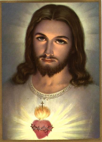 Imagen Sagrado Corazon De Jesus