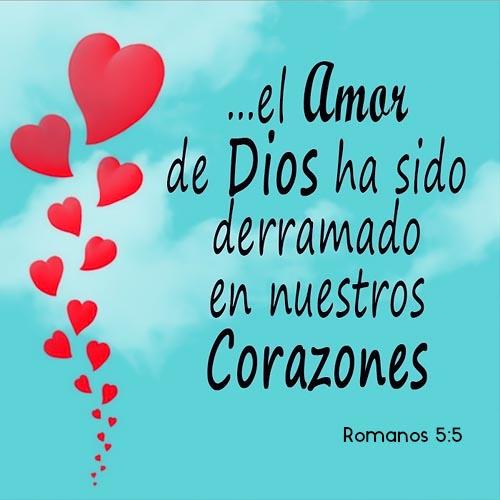 Imagenes De Corazones Con Mensajes Sobre El Amor De Dios