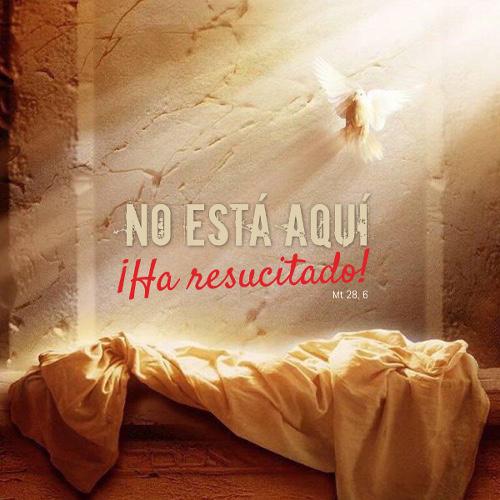 Imagenes Jesus ha resucitado Para Enviar y Desear Felices Pascuas