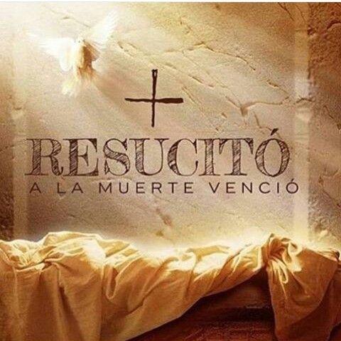Jesus Resicito Vencio La Muerte Felices Pascuas