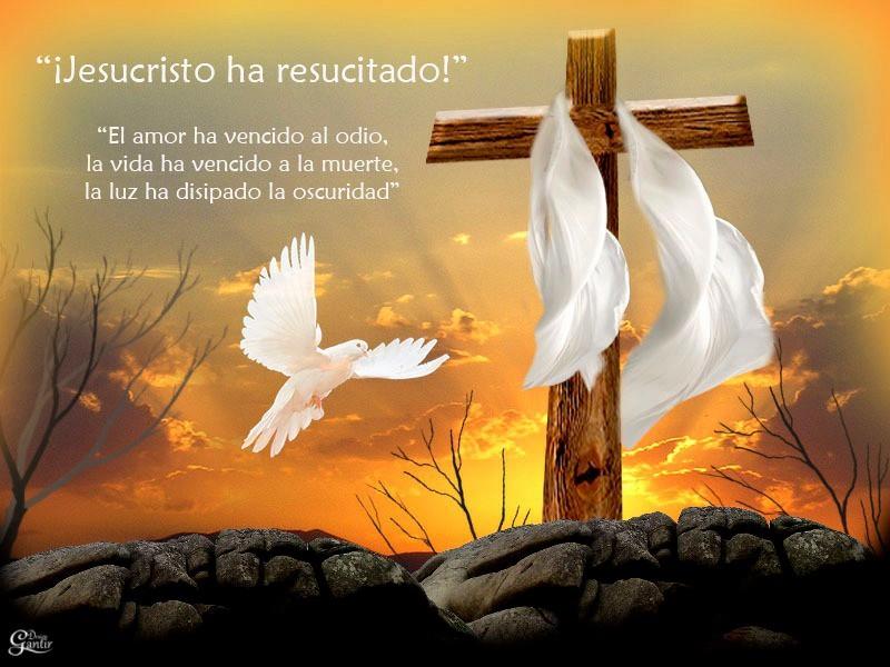 Mensaje Sobre la Resurreccion de Jesus Para Compartir el Domingo de Resurreccion