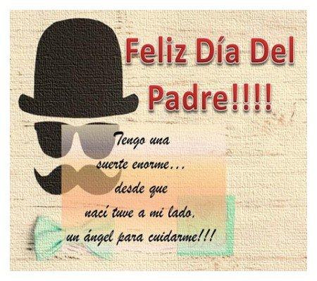 Feliz dia del padre imagenes con frases para dedicar a papá